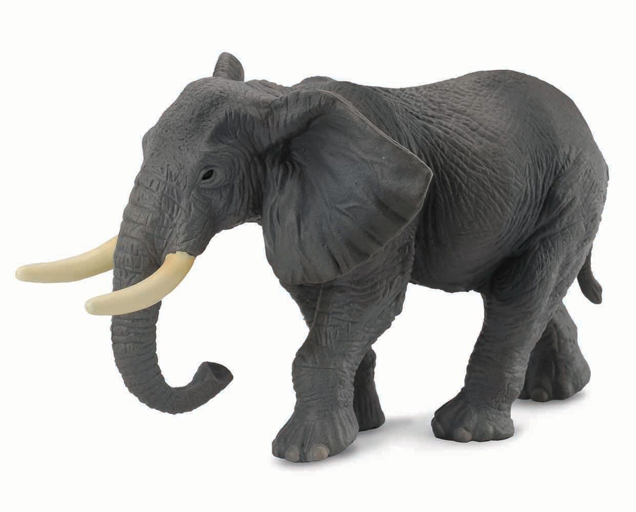 BREYER CollectA #88025 African Elephant- New!