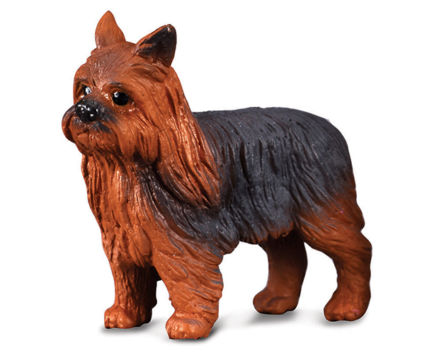 BREYER CORRAL PALS YORKSHIRE TERRIER #88078