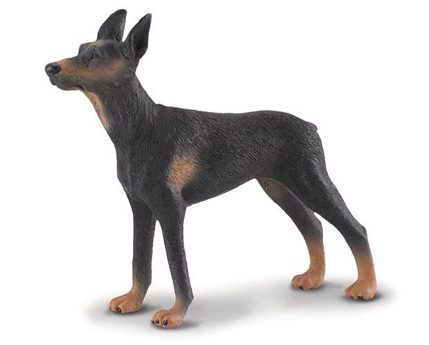 BREYER CollectA #88086 Doberman Pinscher- New!
