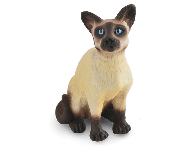 BREYER CORRAL PALS SIAMESE CAT #88331