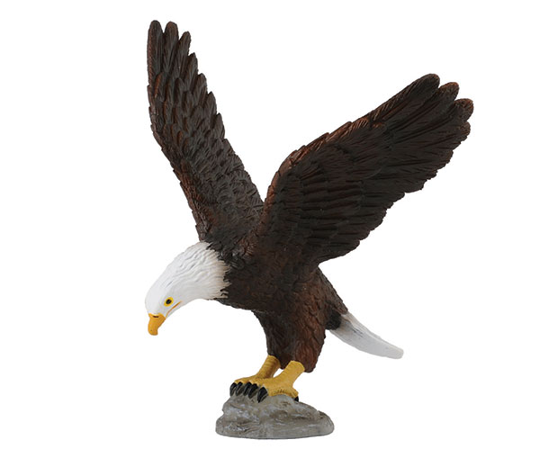 BREYER CORRAL PALS AMERICAN BALD EAGLE #88383