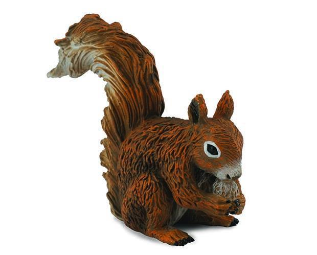 BREYER CORRAL PALS RED SQUIRREL #88467