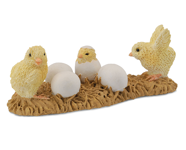 BREYER CORRAL PALS HATCHING CHICKS #88480