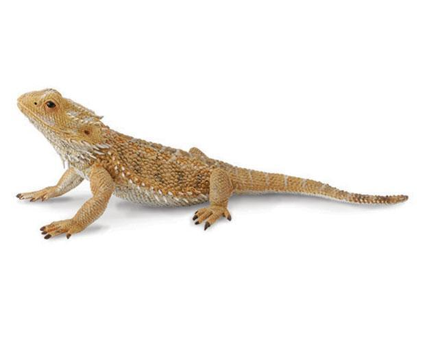 BREYER CORRAL PALS BEARDED DRAGON LIZARD #88567