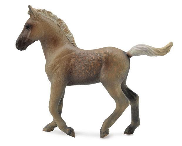 BREYER CORRAL PALS CHOCOLATE ROCKY MOUNTAIN FOAL #88799
