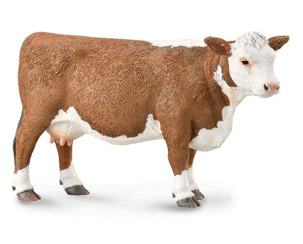 BREYER CORRAL PALS HEREFORD COW #88860