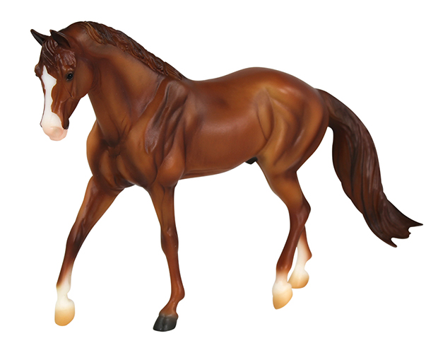 Breyer Horse Classics Collection #916 Chestnut Quarter Horse - New Factory Sealed