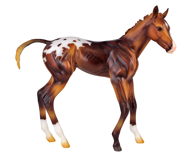 Breyer Horse Traditional Series #9197 Espresso Springtime Filly - 1:6 Scale - New Factory Sealed