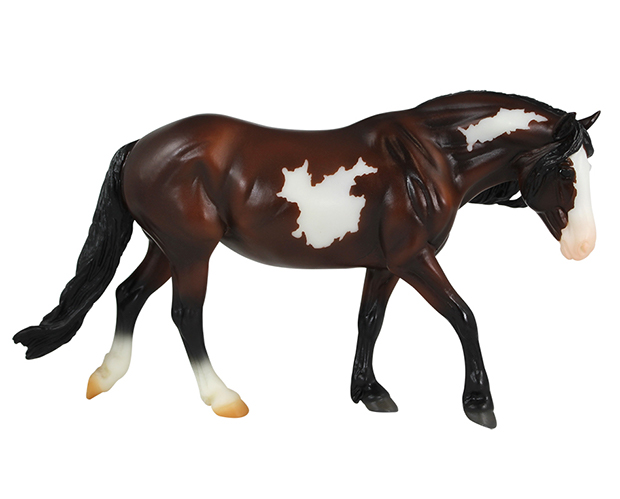 -New-Fac Breyer Traditional Series #3828 Rambo Blanket! Horse Sold Separately