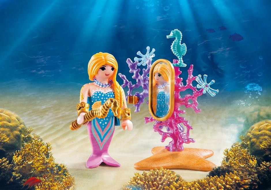 Playmobil Special Plus #9355 Mermaid - New Factory Sealed