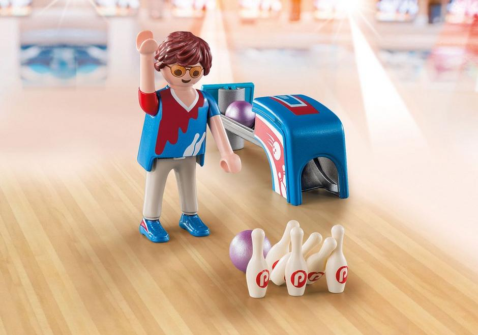 Playmobil Special Plus #9440 Bowler - New Factory Sealed