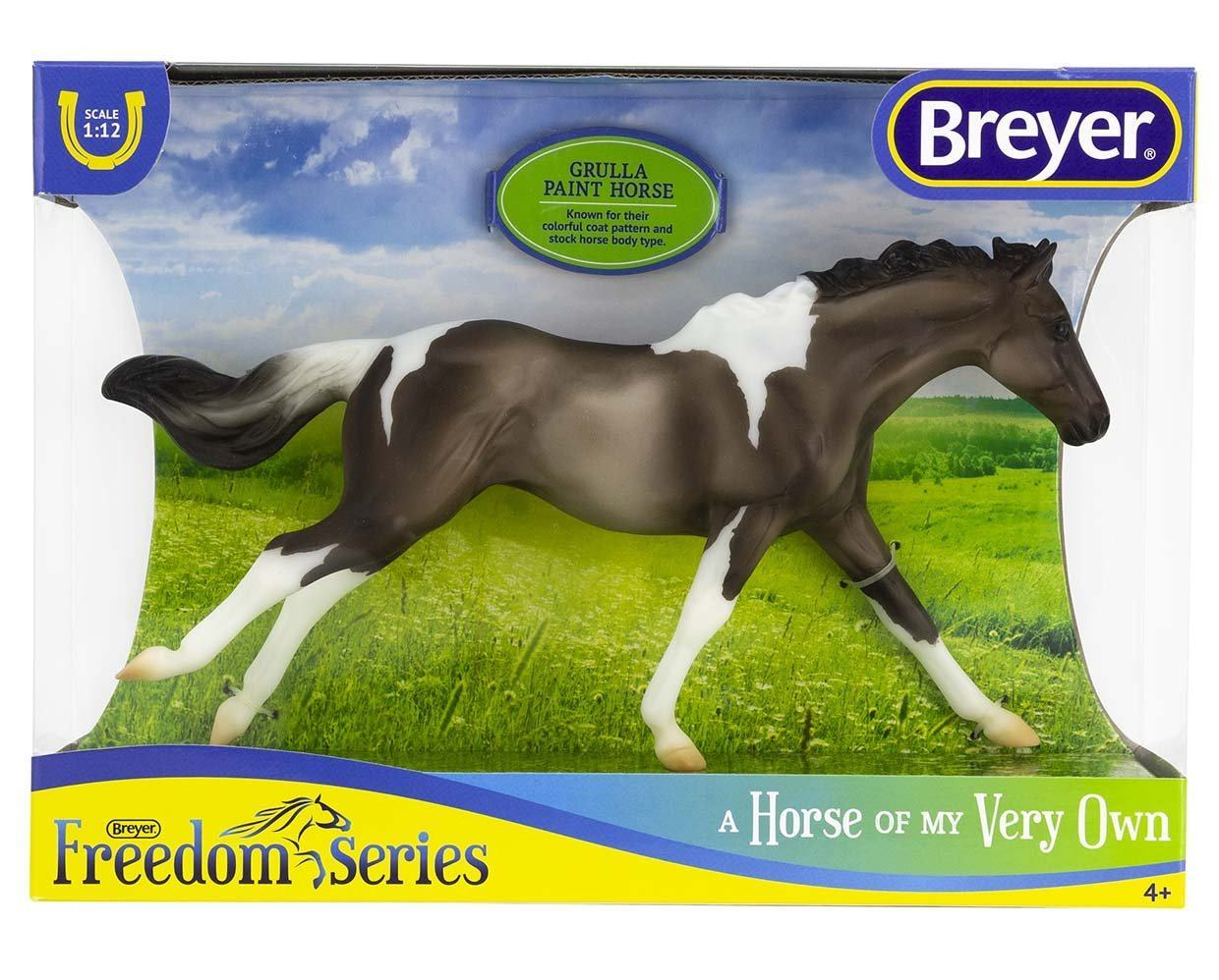 Breyer #946 Grulla Paint Quarter Horse - New Factory Sealed