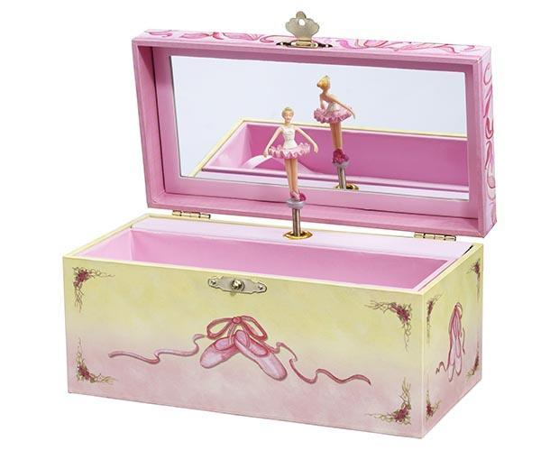 Breyer #B1021 Ballet Shoes Music Box - New Factory Sealed
