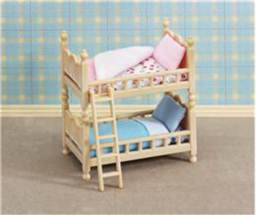 CALICO CRITTERS #CC2459 Bunk Beds Furniture Set - New Factory Sealed