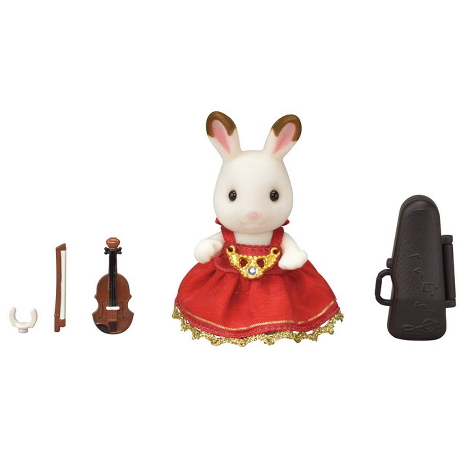 CALICO CRITTERS #CC3023 Violin Concert Set - New Factory Sealed