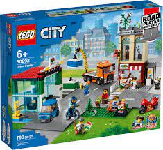 LEGO City #60292 Town Center NEW!