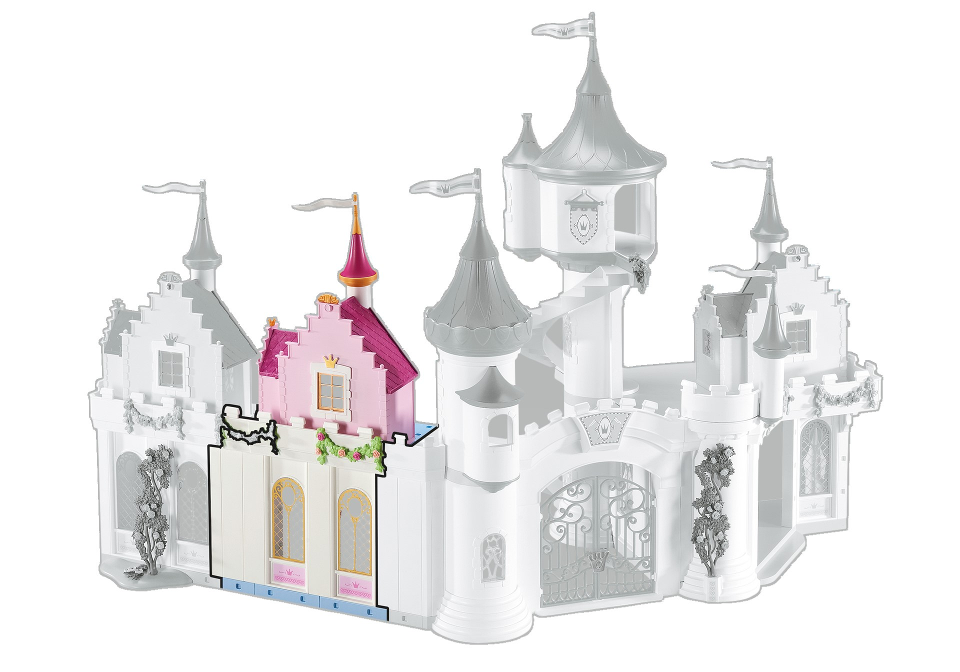 Playmobil #9157 Royal Residence New Factory Sealed