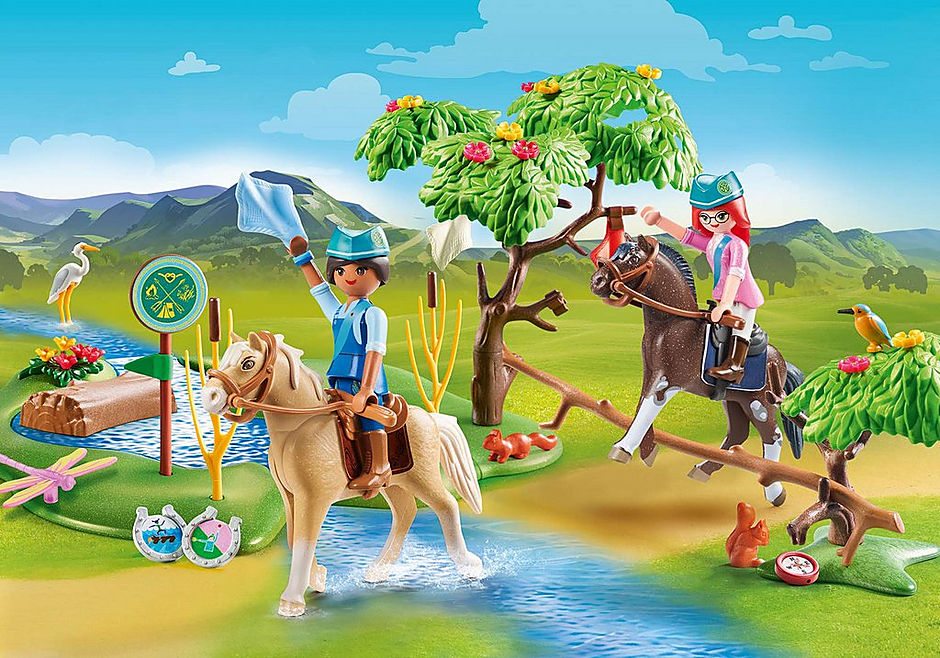 PLAYMOBIL #70330 River Challenge NEW!