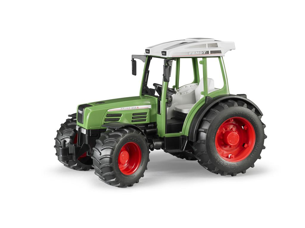 Bruder #02100 Fendt 209 S Tractor - New Factory Sealed #2100