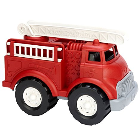 Green Toys Fire Truck - New Factory Sealed