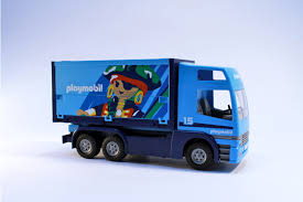 Playmobil Add On #6437 Playmobil Truck- New Factory Sealed!!